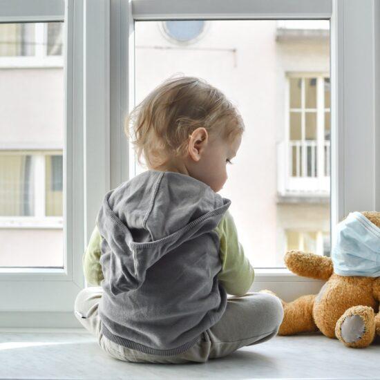 Covid e genitori separati