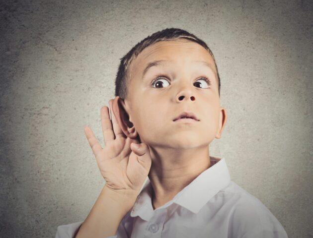 ascolto bambini